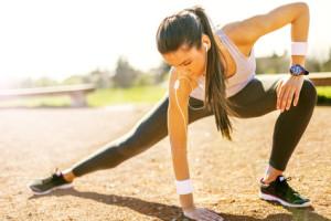 Mit den richtigen Aufwärmübungen Muskelkater verhindern