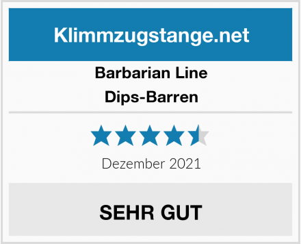 Barbarian Line Dips-Barren Test