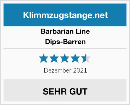 Barbarian Line Dips-Barren Test
