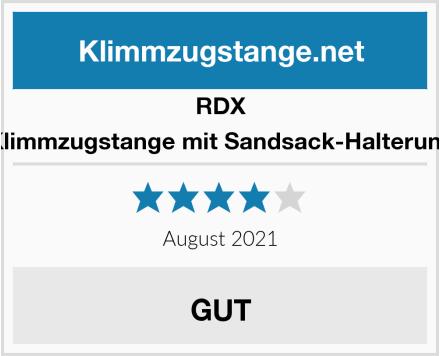 RDX Klimmzugstange mit Sandsack-Halterung Test