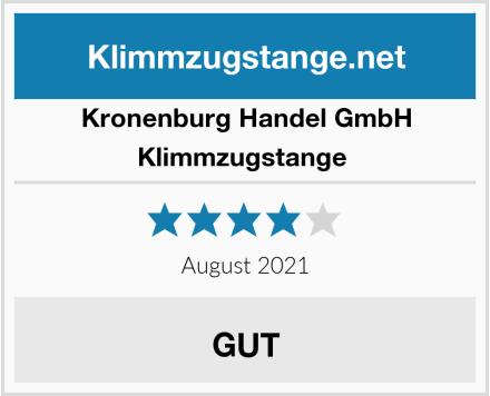 Kronenburg Handel GmbH Klimmzugstange  Test