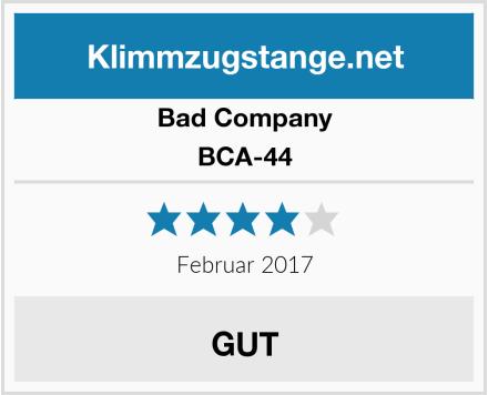 Bad Company BCA-44 Test