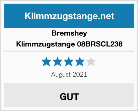 Bremshey Klimmzugstange 08BRSCL238 Test