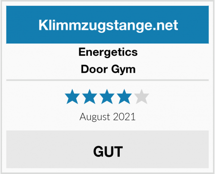 Energetics Door Gym Test