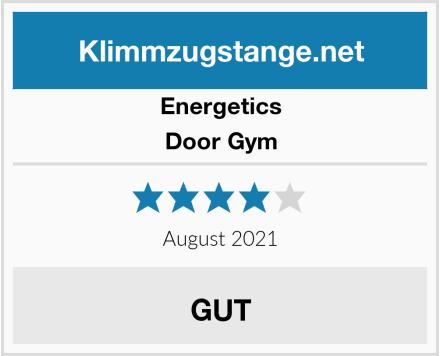 Energetics Door Gym Test