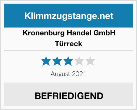 Kronenburg Handel GmbH Türreck Test
