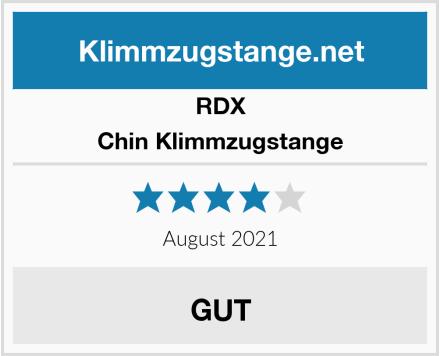 RDX Chin Klimmzugstange Test