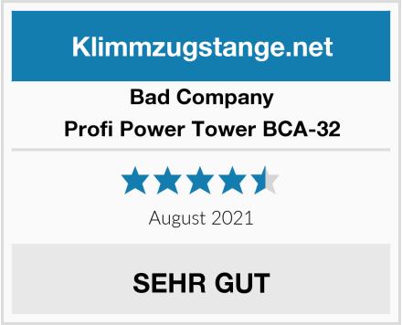 Bad Company Profi Power Tower BCA-32 Test