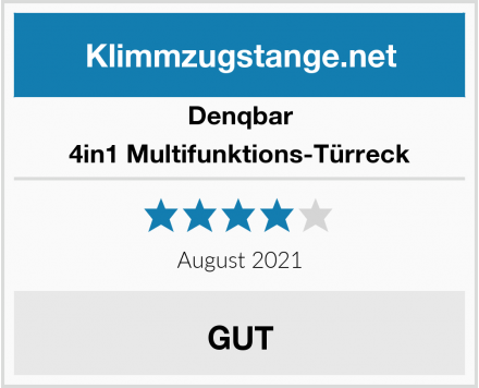 Denqbar 4in1 Multifunktions-Türreck Test