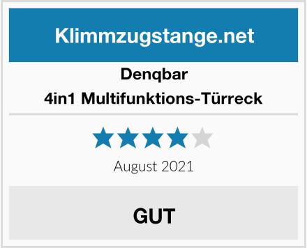 Denqbar 4in1 Multifunktions-Türreck Test